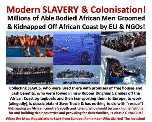 Modern Slavery Refugees