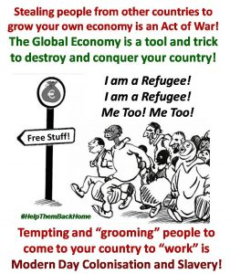 I am a Refugee too