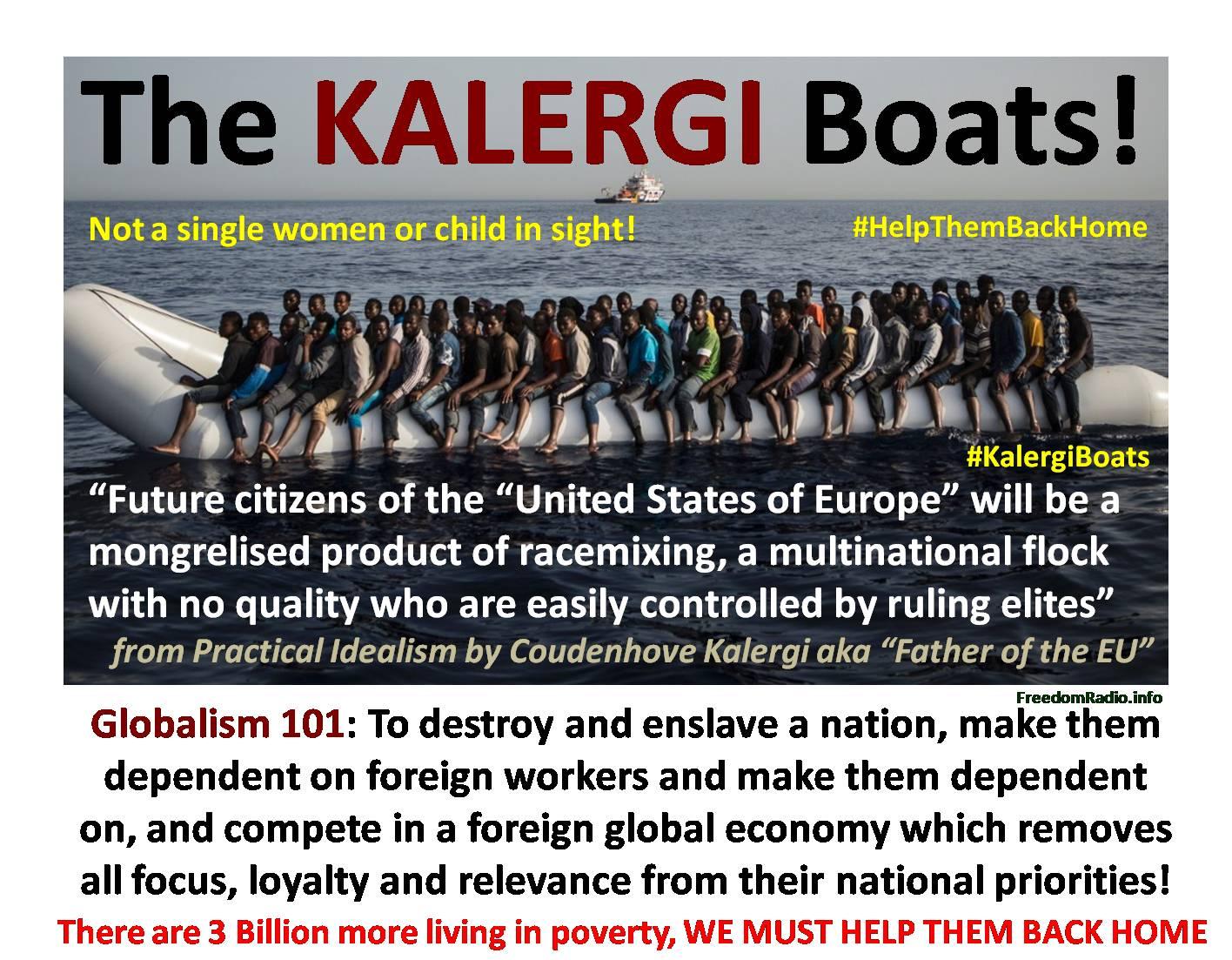 Kalergi Boats