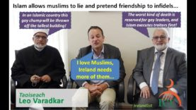 Allah Declared The Only God in New Zealand Parliament – Dail Also Being Destroyed From Within!