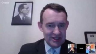 Ireland – Moving Forward with Mr Justin Barrett & The Don