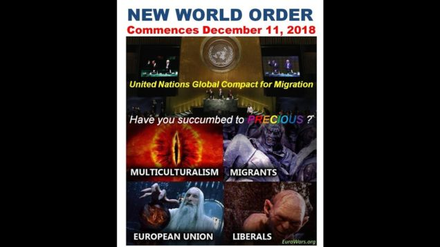 UN Pact To Be Compulsory! Establishment Lies To The People To Hold onto Power! Get Out & Fight Back!