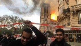 We Might Never Know How The Notre Dame Fire Started, But We Know Who is Happy About It…