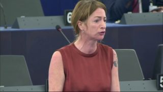 """""""End Neo Liberalism"""" Clare Daly MEP says BRexit not about """"Crazy Brits"""" But About Failed Neo Liberalism, Yet She Supports Mass Immigration?"""