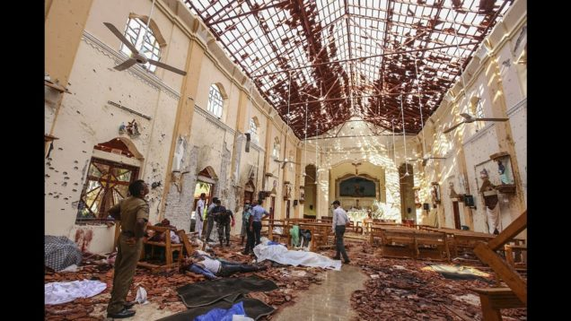 Five Times More People Murdered by Islam in Sri Lanka than in New Zealand! – Where is The Outrage?