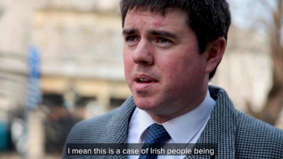 Immigration, Housing and Irish Heritage vs Open Borders