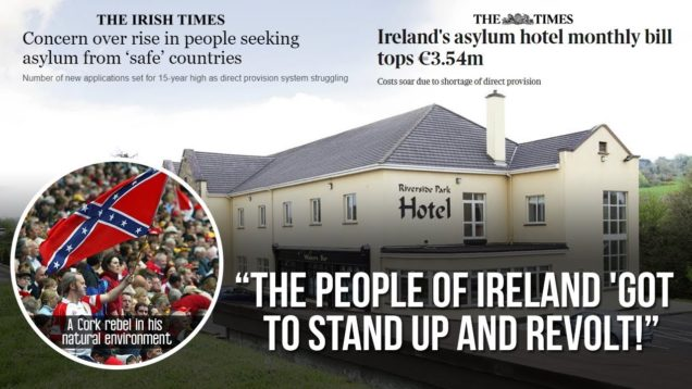 Outrage in Cork over asylum seekers secretly bussed in to Macroom hotel