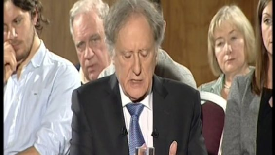 The 8th Amendment Vincent Browne People Debates 2016 General Election