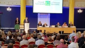 The Citizens Assembly Meets on the Right to Life 15-10-2016