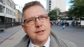 Ulster Unionist – Jim Dowson – Rally For Life Belfast