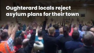 Oughterard locals have rejected asylum plans for their town