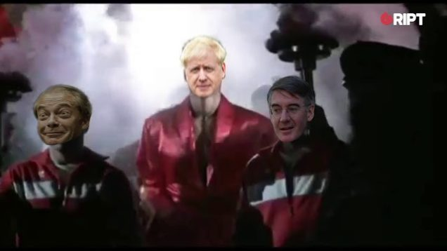 Secret footage of Boris v Leo: The Brexit Showdown