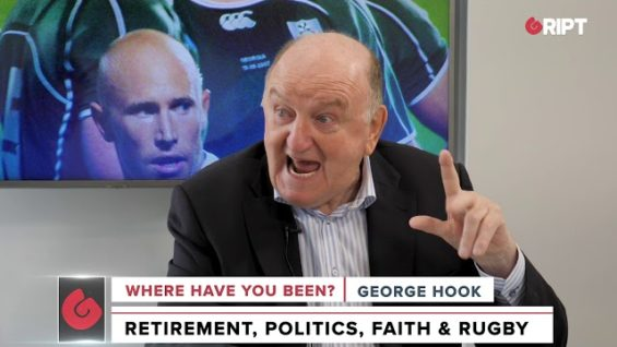 George Hook: Still The Best Pundit in Ireland