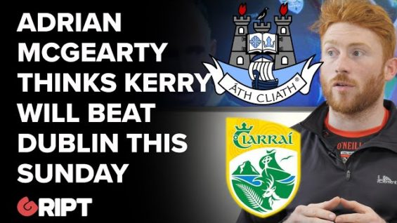 Adrian McGearty discusses Kerry v Dublin | Premier League | Rugby World Cup |