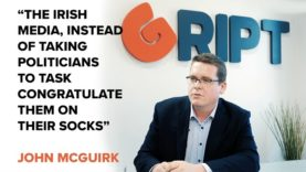 MUST SEE: John McGuirk Slams Irish Media, Offers New Alternative