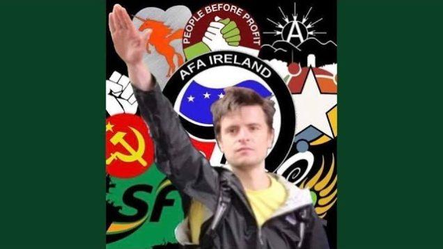 Who invited the Nazi?