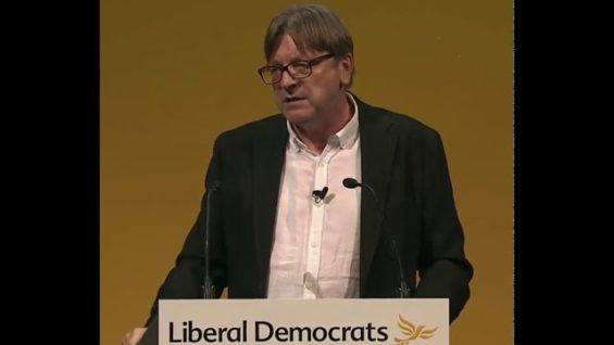 Top Eurocrat says we need a EU Empire #gript