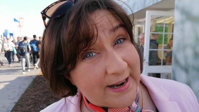 Anne Rabbitte – Fianna Fail – National Ploughing Championship 2019