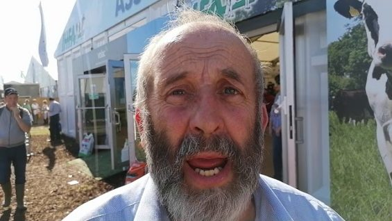 Danny Healy Rae TD – National Ploughing Championship