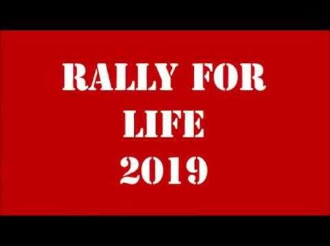 Rally for Life 2019