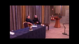 John Waters Interview with Michael O'Dwyer at the Riverside Hotel in Enniscorthy 3-04-19