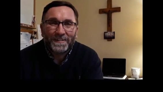 Fr Chris Walsh talks about Abortion in Ireland