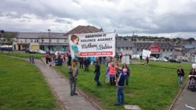The Waterford Pro-Life Campaign in Ballybricken Part 2