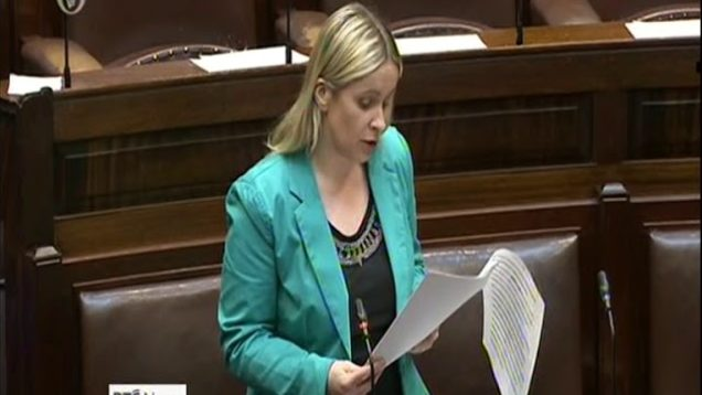 Carol Nolan resigns on principle from Sinn Fein because of its pro-abortion policy