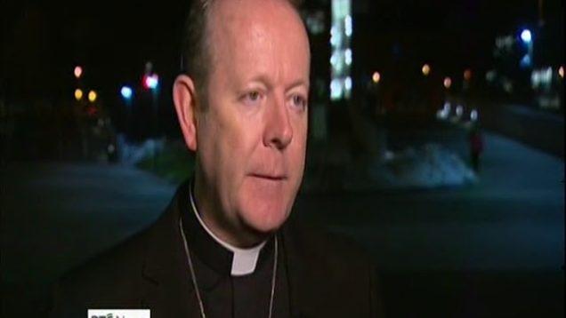 Archbishop Eamonn Martin 6-3-18