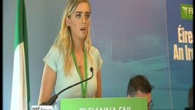 2018 Fianna Fail Ard Fheis overwhelmingly backs the 8th Amendment!