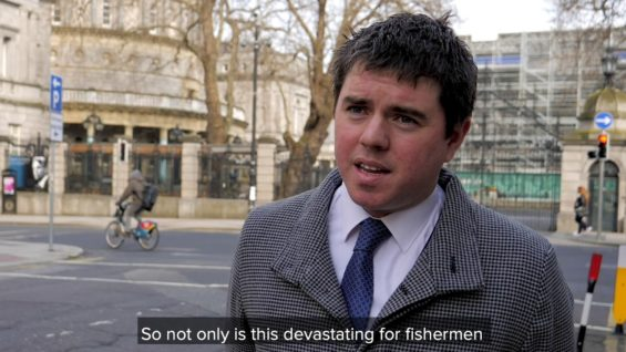 Sea Fisheries Act Betrays Fisherman