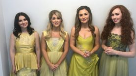 A Thanksgiving message from Celtic Woman