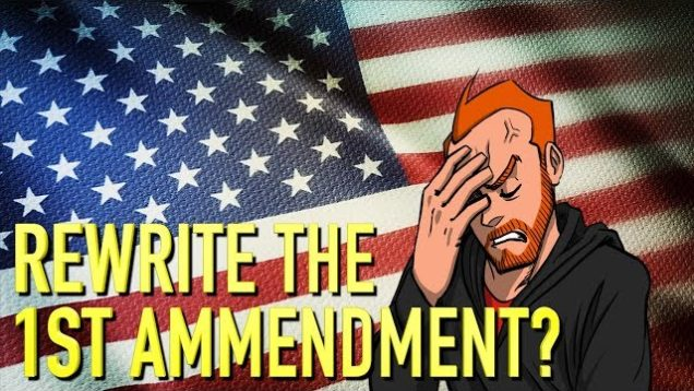 Alarming Number of Americans Want to Rewrite 1st Amendment