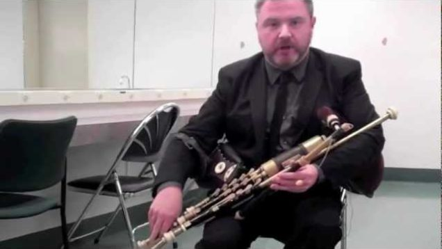 Backstage Access: Get to know the Uilleann Pipes