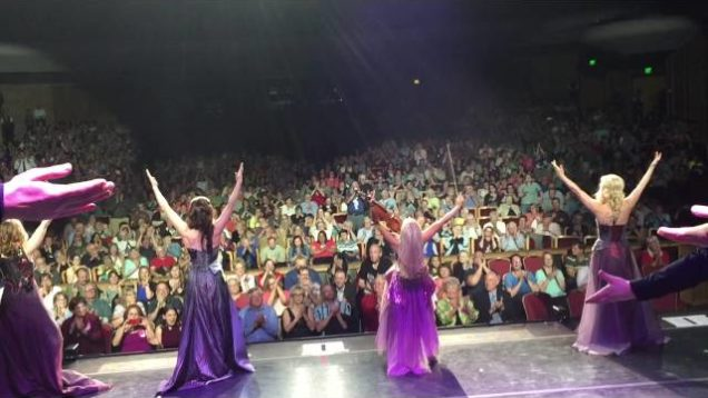 Boise, Idaho show