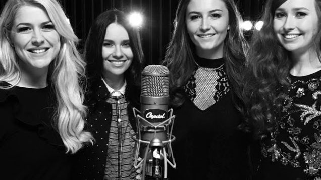 Celtic Woman 'Water Under the Bridge' Adele cover.