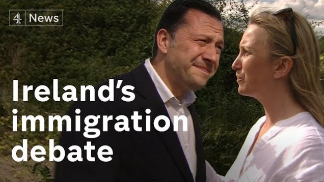 Channel 4 News Thinks Ireland is too Irish