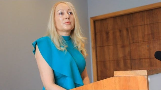 Cristín Ní Mhaoldhomhnaigh – 'Open-Borders' Agenda Will Fail in Ireland Too