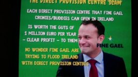 Fine Gael making a mint out of third world immigration