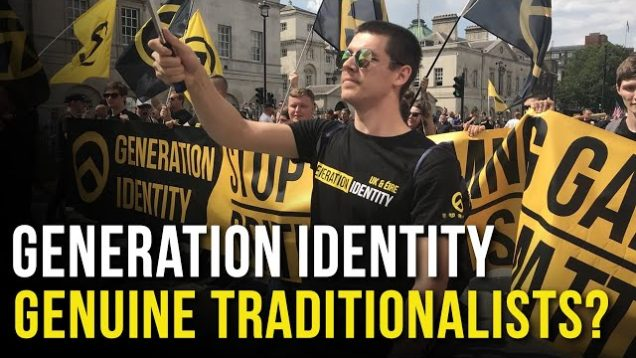 Generation Identity: Genuine Traditionalists –  Or Just Liberals Who Don't Like Islam?