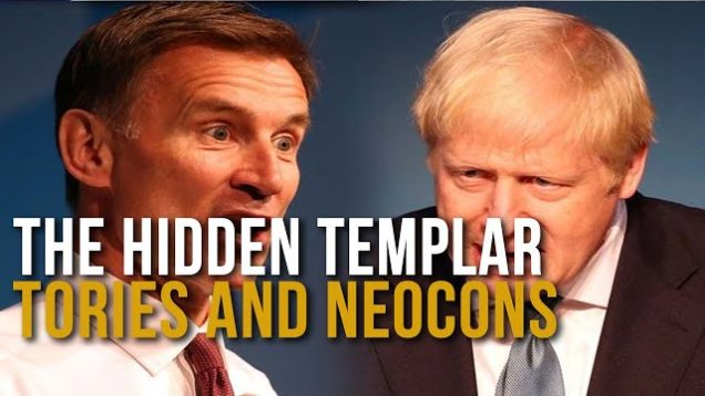 Hidden Templar: The Tories and Neocons