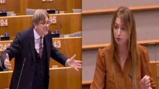 """Imperialist EU Calls Arms Dealers Partners, Not Vendors! – Clare Daly: """"Every time I listen to Verhofstadt, I see the ARROGANCE of EU institutions"""""""