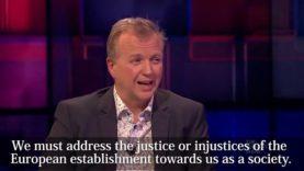 """Ireland is a kip & needs a State of Emergency to fix Homelessness, HSE Crisis, 200bn EU Debt, etc"""