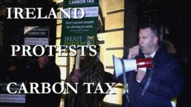 Irexit Freedom Protests Carbon Tax