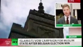 Islamists vow campaign for Muslim state After Belgian win