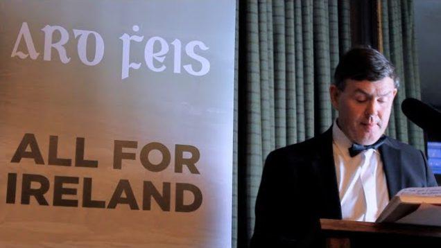 James Reynolds – Irish Nationalism Did Not Begin in 1798