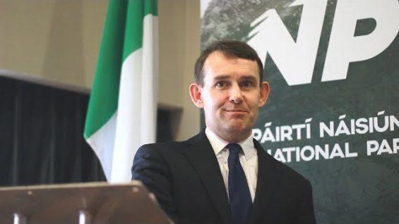 Justin Barrett – Sinn Féin Are the Party of the Alphabet Parade