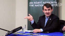 Justin Barrett – Tackling Corruption in the Irish Court System
