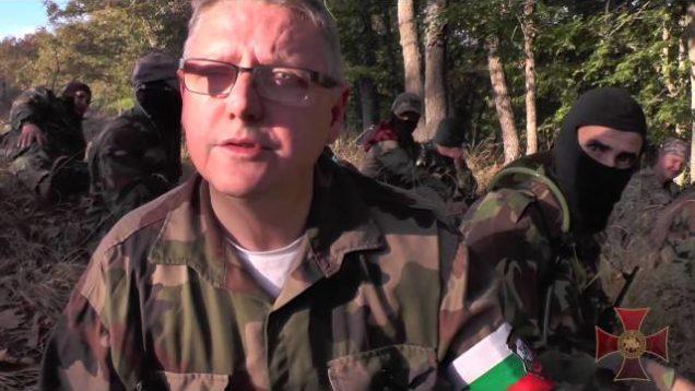 KTI Join patrol on Bulgarian – Turkish Border