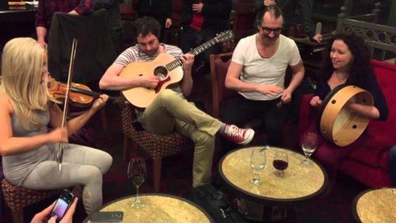 Máiréad Nesbitt jam session